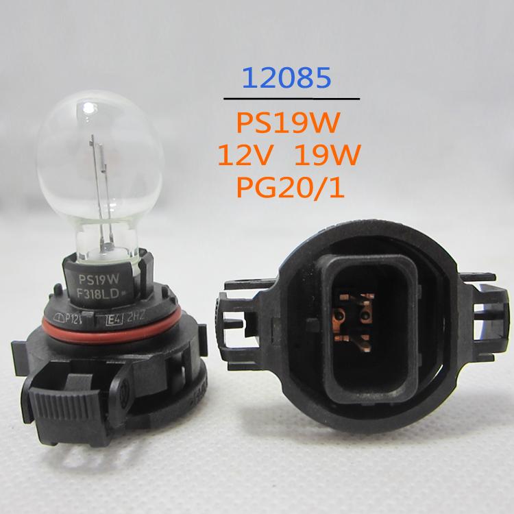USD 1299 Philips 12085 12V PS19W P12V E4 PA46GF40 GL8
