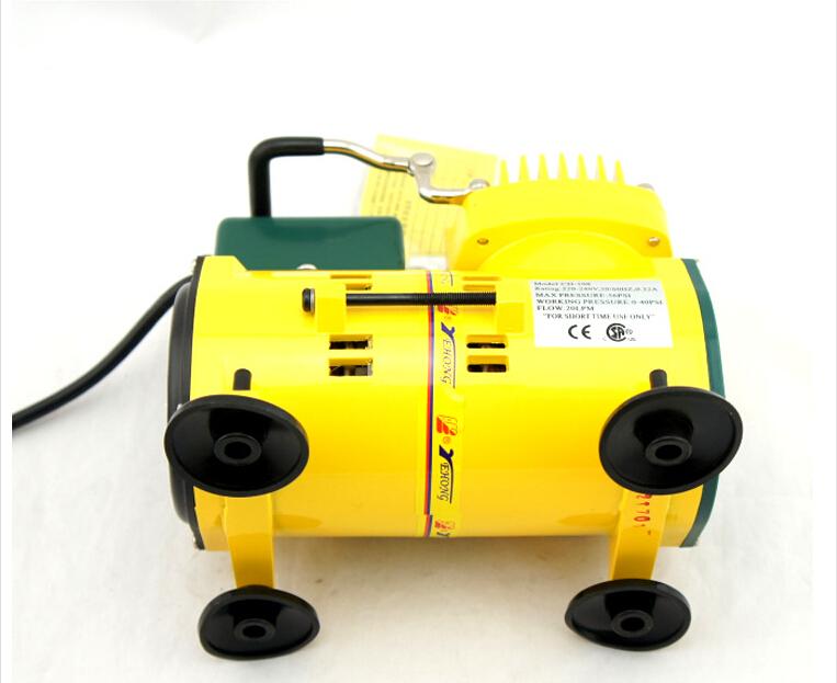 臺灣原裝葉紅小型氣泵 空壓機 迷你氣泵 噴筆 微型 可攜式小氣磅