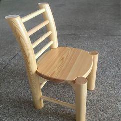 Small Wooden Chair Bedroom Victorian Usd 52 61 Children S Kindergarten Solid Wood Stool Baby Backrest