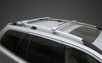 2PCS Silver Luggage Carrier Roof Rack Cross Rack For ...