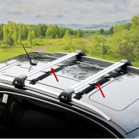 For Jeep Grand Cherokee 2001-2011 Car Top Roof Rack Cross ...