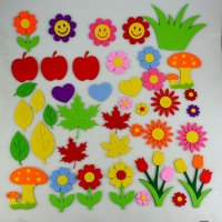 [USD 4.45] Primary kindergarten wall Sticker painting ...