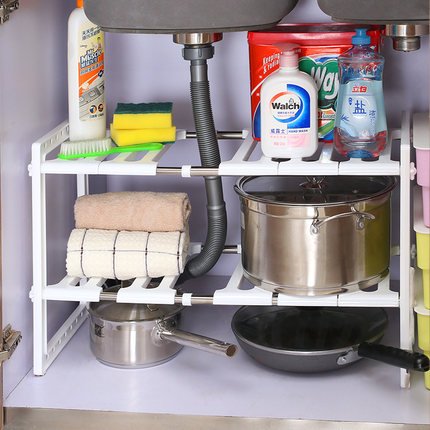 built in kitchen table pfister faucets 1208s创意厨房置物架橱柜内置层架多功能水槽架子塑料伸缩收纳架 tmall 1208s创意厨房置物架橱柜内置层架多功能水槽架子塑料伸缩收纳