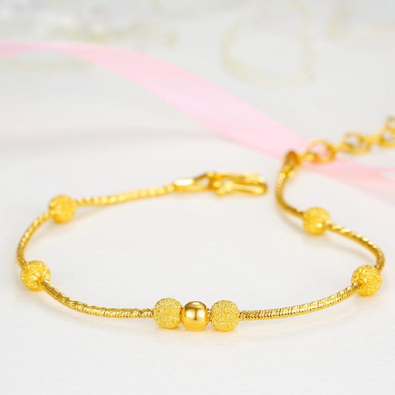 33b26683e5ad2 Most Popular Jewelry: New Model Gold Bracelets For Women