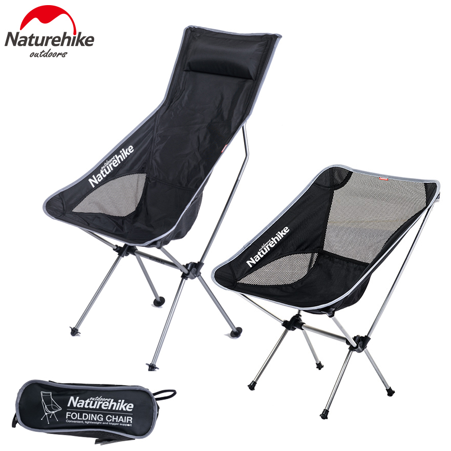 folding chair portable diy adirondack chairs usd 21 54 nh outdoor ultralight moon aviation aluminum alloy fishing stool leisure sketching backrest