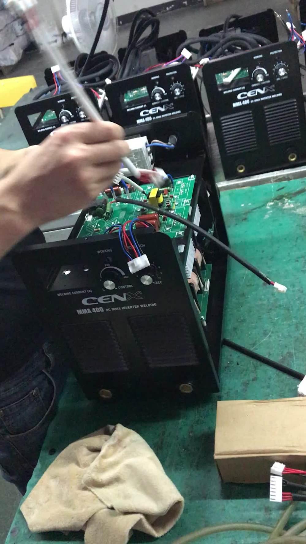 medium resolution of circuit diagram of 3 phase igbt inverter stick welder 400 amp mma inverter arc welding machine