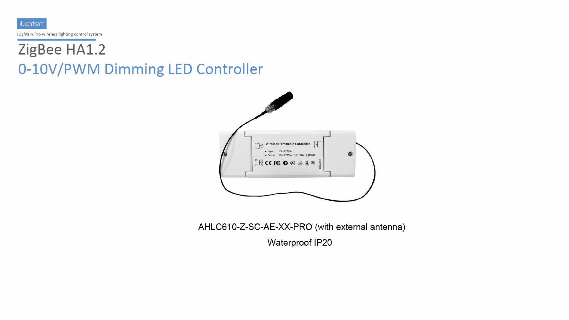 hight resolution of zigbee pwm or 0 10v cct adjustable led light dimmer 220v 230v automatic