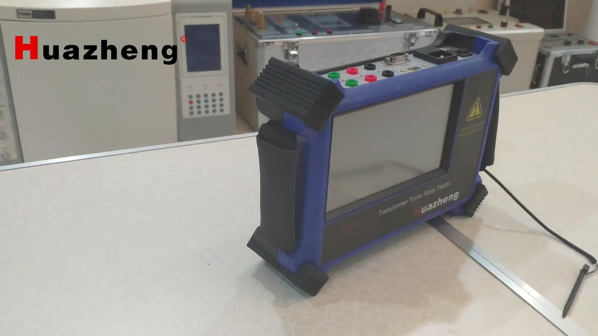Hzbb 10b I Standard Iec 761 Transformer Turn Rate Tester