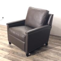 High-end Quality Living Room Sofa Top Grain Leather ...