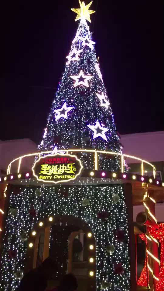 led outdoor christmas light tree frame musical spiral rope