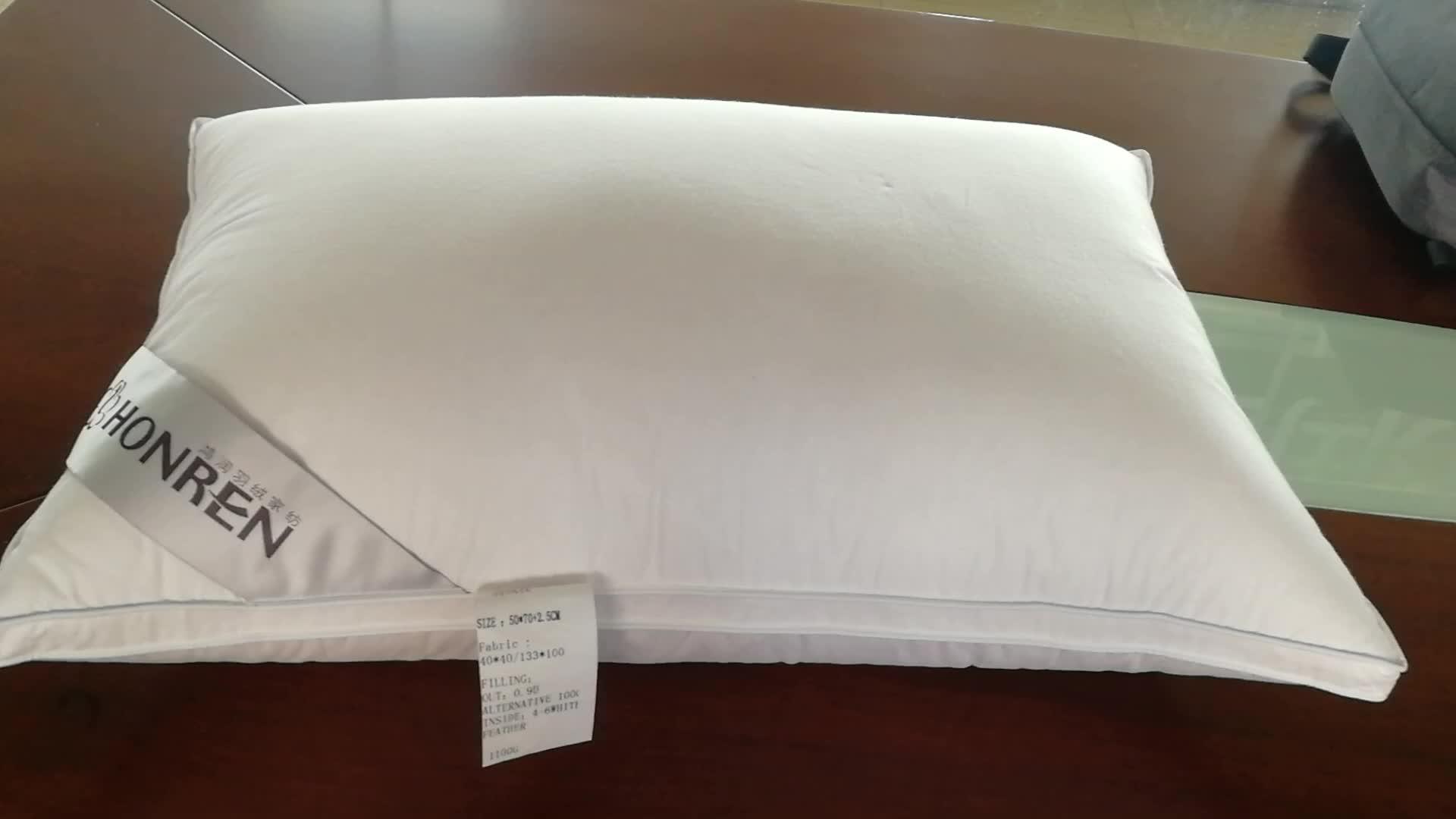 Bk002 Cheap Wholesale Bamboo Christmas Decorative Pillow