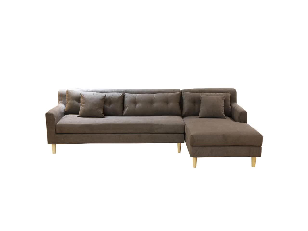 latest design corner sofa set simple of wooden 2019 modern new l shape fabric buy