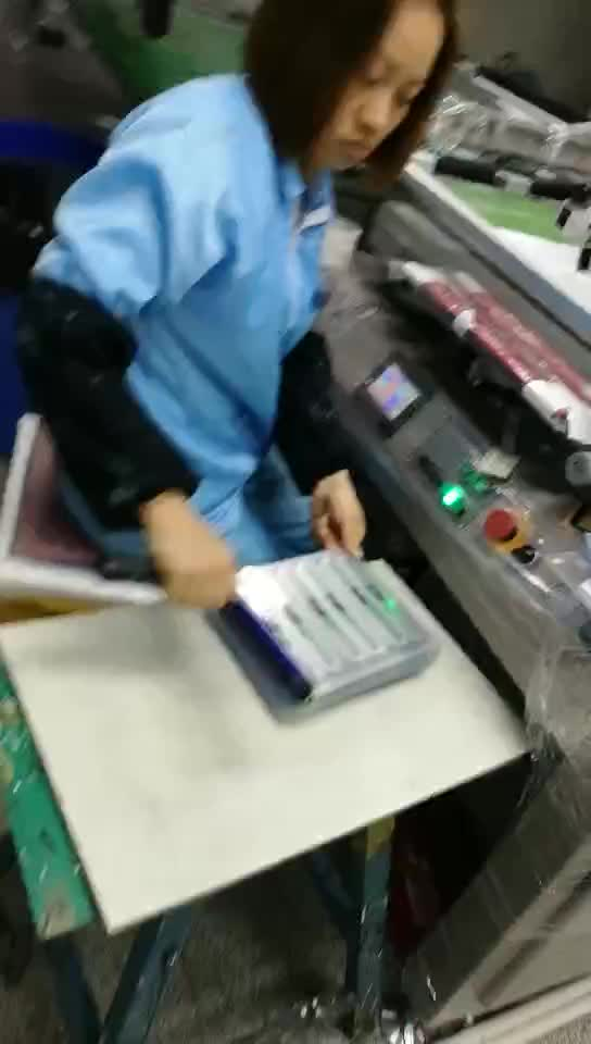 Flex Circuit Board Silk Screen Printing Machine View Screen Printing