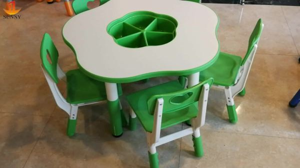 Manufacture Plastic Primary Furniture Kids Study Cheap School