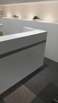 2017 The High End Office Furniture Modern Reception Desk ...