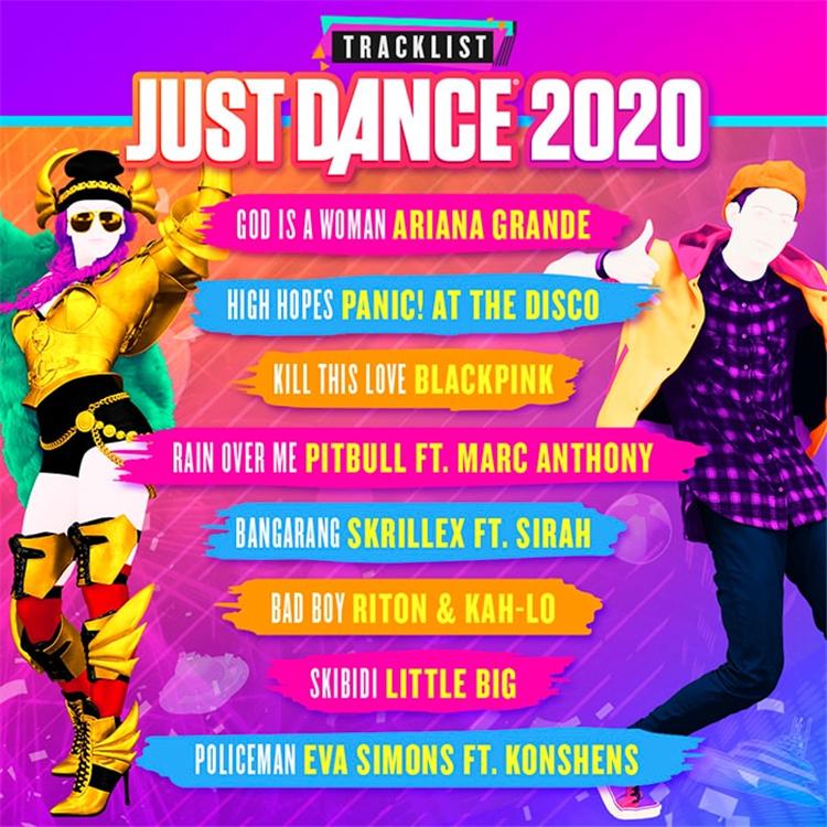 現貨即發Switch遊戲NS舞力全開20 舞動全身Just Dance2020中文版