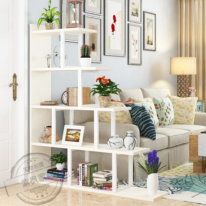 decorative screens for living rooms oriental simple and modern bookshelf bookcase room cut off screen displays multi storey flower