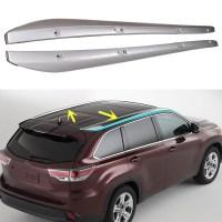 For Toyota Highlander 2014-2016 Car Top Roof Rack Cross ...