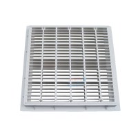 [USD 12.99] Swimming pool main drain square drain at the