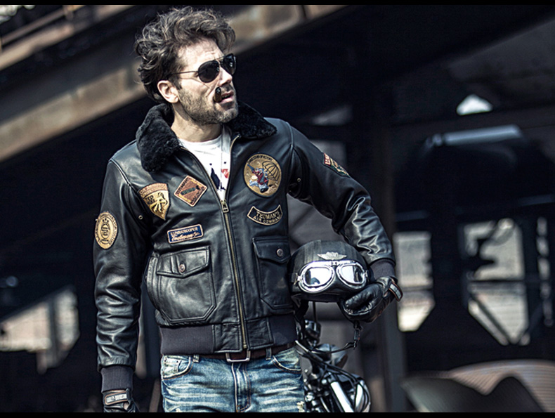 TB2JFnvkVXXXXbdXpXXXXXXXXXX !!1721133896 AVIREXFLY 2019 Men Top Gun Air Force A2 Pilot Jacket Inner liner removable Thick Cowhide Military Coat Russia Winter Coats