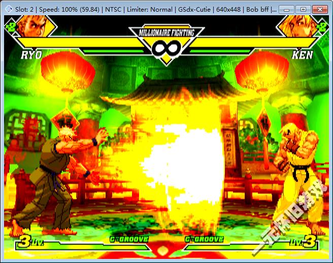 PC電腦遊戲下載《PS2街霸VS拳皇2/卡普空CAPCOM VS SNK 2》