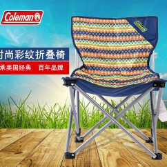 Portable Picnic Chair Comfy Folding Category Outdoor Furniture Productname American Coleman Kleinman Fishing Beach Director Light