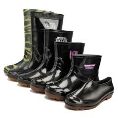 Shoes For Work In The Kitchen Kohler Sinks Usd 12 99 Rain Boots Men S Waterproof Non Slip High Tube