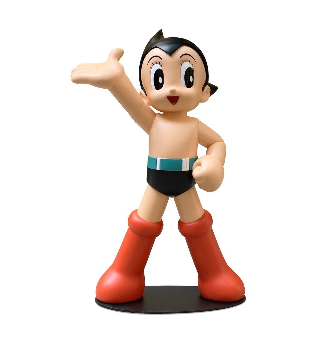 TokyoToys 巨型 小飛俠 正版鐵臂阿童木 模型 限量版收藏品 擺件