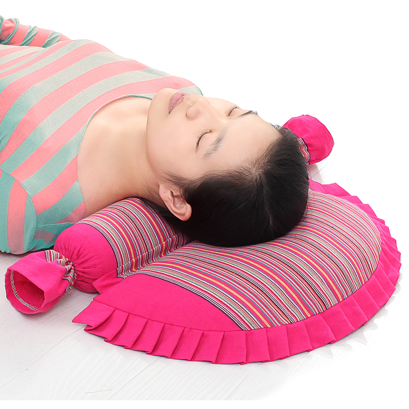 Cervical pillow repair cervical spine special buckwheat