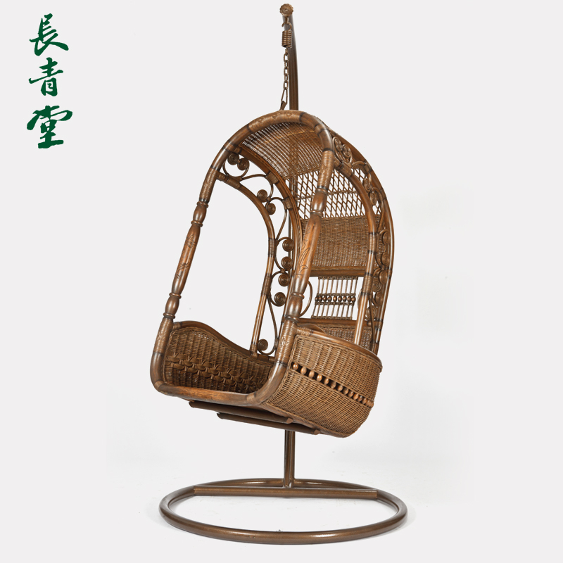 hanging rattan chair rail moulding lowes usd 493 04 evergreen hall wooden swing balcony cradle garden outdoor courtyard rocking