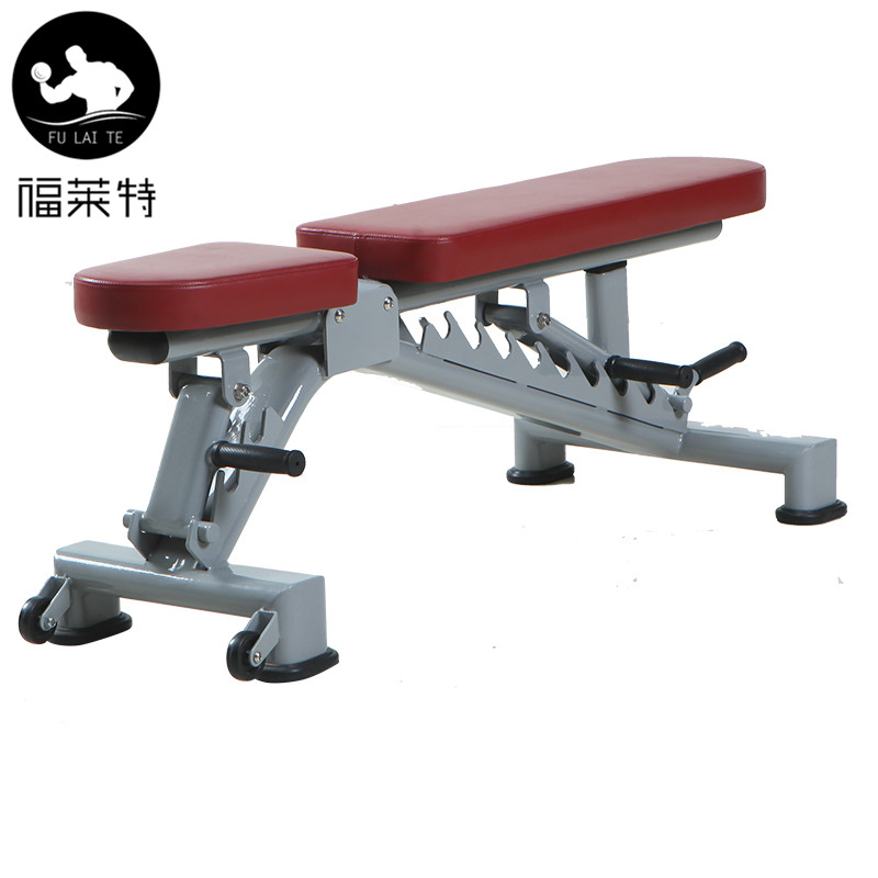 chair gym commercial mid century recliner uk professional dumbbell adjustable bench 90 degree shoulder flat stool