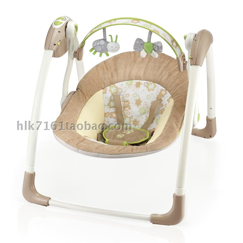 rocking chair cradle wedding covers stoke on trent usd 132 88 dual use mesterland baby multi function electric color classification 6558 khaki 6538 blue 6508 pink