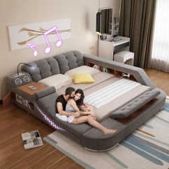 Best Type Mattress Sofa Bed At Sears Massage Tatami Fabric Double 1.8 M ...