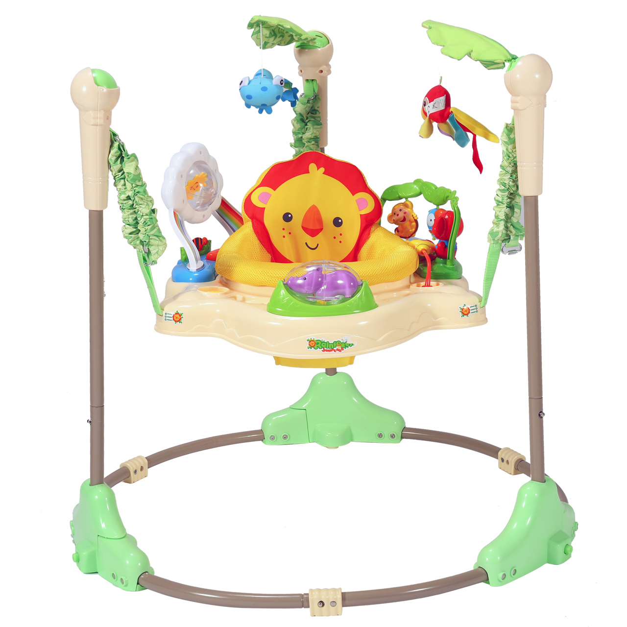 walker bouncing chair fabric recliner usd 189 84 baby jumping
