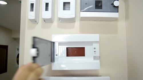 small resolution of 36 way flush mounted surface mounted gang fuse box electrical distribution boxes