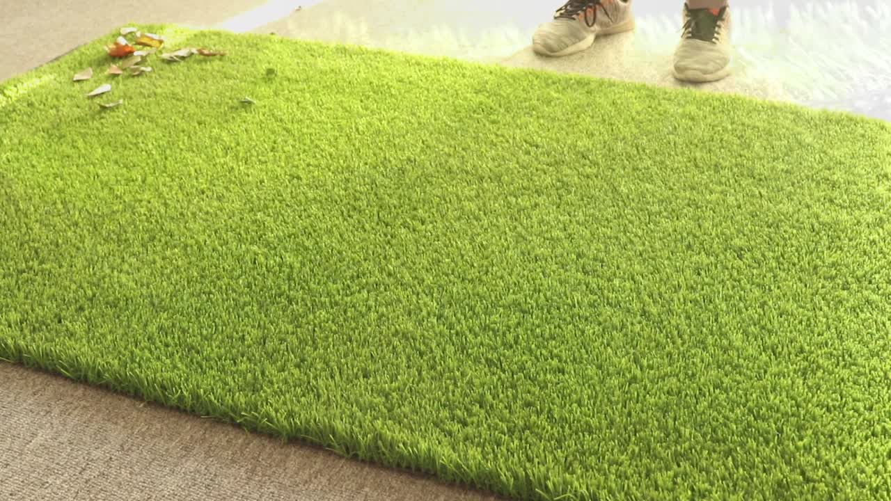 Synthetic Grass For Football Field Outdoor Artificial Turf