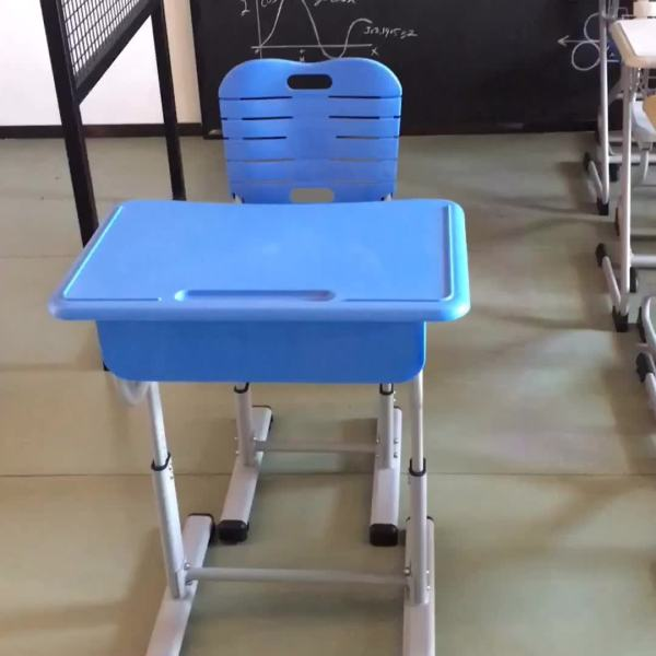 Used School Desks Cheap - Desk And Chair Adjustable