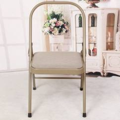 Folding Metal Yoga Chair Hanging Replacement Cushion Coach Recommended Iyengar Auxiliary Supplies Tool Fitness