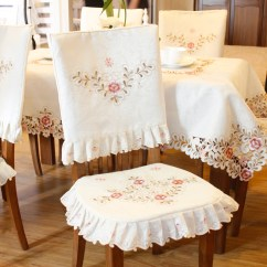 Tablecloths And Chair Covers Modern Office Chairs Usd 15 84 American Embroidery Tablecloth Lightbox Moreview