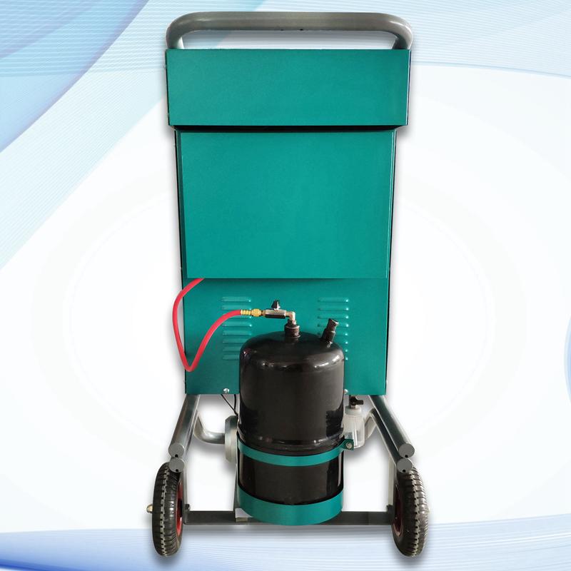 汽車空調冷媒回收加註機冷媒加註器冷媒回收加註機氟利昂雪種