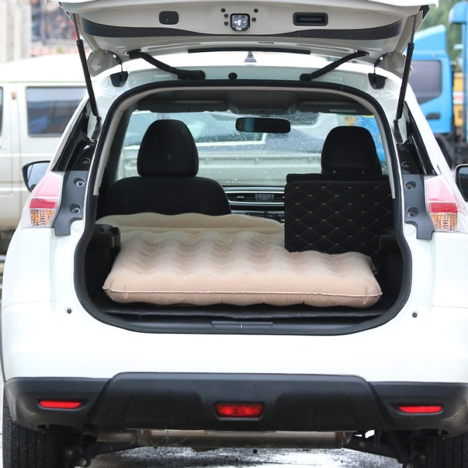 Ping An Suv Car For Travel Bed Air Mattress Rear Split
