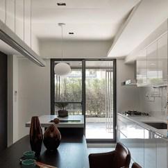 Kitchen Island Sets Outdoor Counter Depth 现代开放式厨房装修效果图白色岛台效果图 精选图集 中华橱柜网