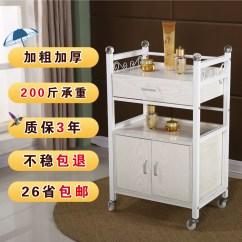 Kitchen Cart With Drawers Shelves Ideas 推车置物淘宝价格比价 5226笔 第4 页 爱逛街台湾代购 置物厨房仓库可三层抽屉美容架带轮推车车移动带