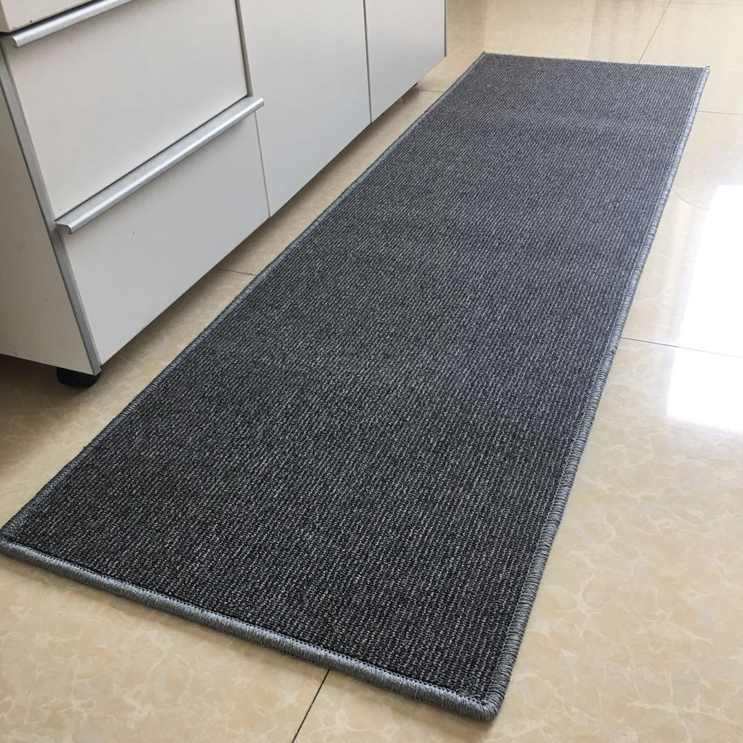 rugs for kitchen lighting fixtures low ceilings 厨房地毯淘宝价格比价 358笔 爱逛街台湾代购 厨房地毯地垫长条耐脏防滑吸油吸水家用门垫可洗