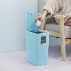 Kitchen Recycle Bin Build Outdoor 分类回收垃圾桶淘宝价格比价 687笔 第10 页 爱逛街台湾代购 卫生室杂物桶垃圾桶桶子垃圾袋回收站大容量分类