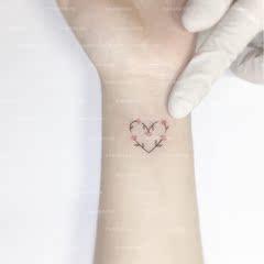 Mouyou Nuevo Tatuaje Pegatinas Anillo Pegatinas Tatuaje Femenino