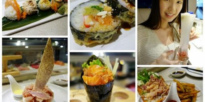 【台北】IRO新日式料理.大玩創意壽司.好吃又有趣