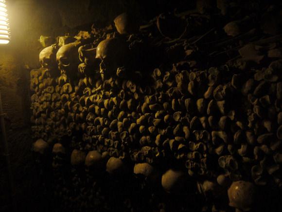 【巴黎】巴黎我來了!特殊體驗Catacombe地下墓穴
