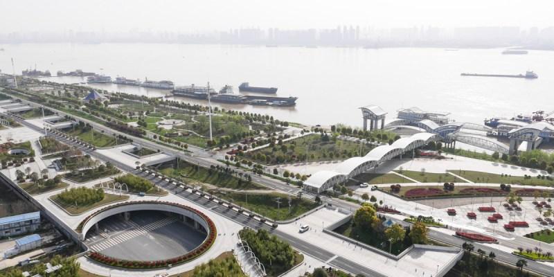 武漢洲際酒店 InterContinental Wuhan IHG 眺望長江的超豪華酒店