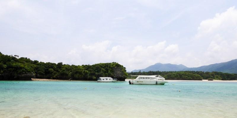 石垣島半日遊,包車遊玩一次就上手 WI-GO日本上網